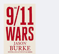 "Buchcover ""The 9/11-Wars"""