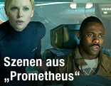 "Charlize Theron als ""Meredith Vickers"" im Film ""Prometheus"""