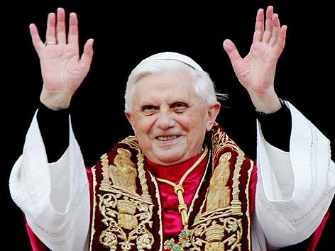 Papst Rücktritt