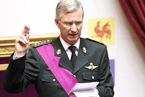 König Von Belgien